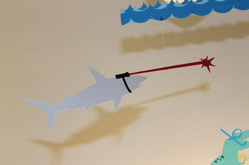 SharkLaser
