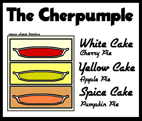 Cherpumple infographic