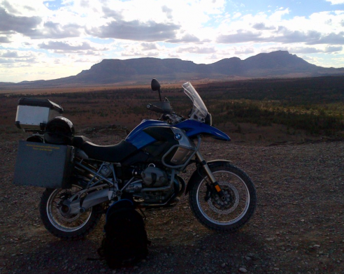 Sander's Ride