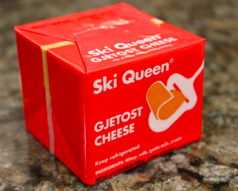 GJetost Packaging