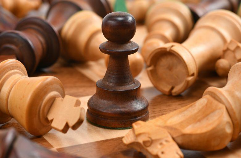 Chess, the beginning