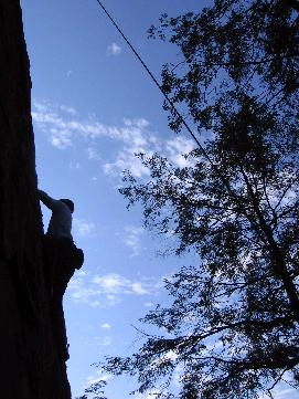 Sweet Climbing Glory!