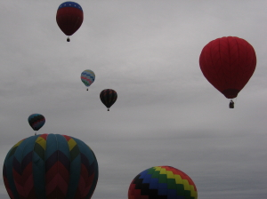 Many Balloons