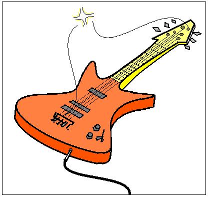 Guitar String, broke