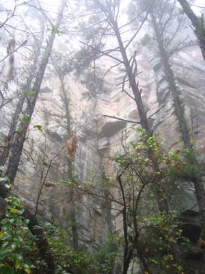 Rock climber's wet dream.