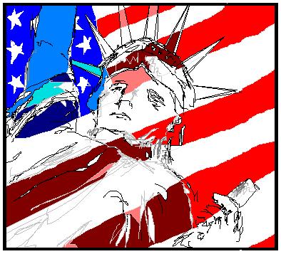 America!  Woo!